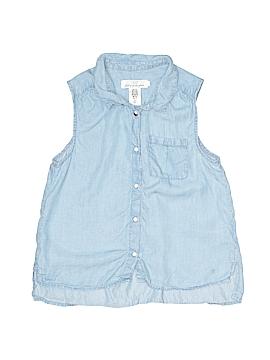 H&M L.O.G.G. Short Sleeve Button-Down Shirt Size 11 - 12