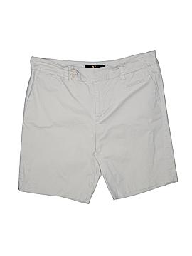 Gloria Vanderbilt Khaki Shorts Size 16 (Petite)