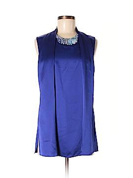 3.1 Phillip Lim Sleeveless Silk Top Size 6