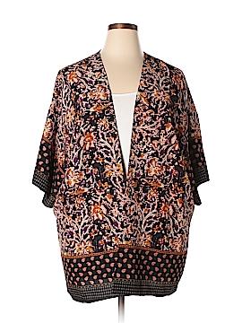 Liz Claiborne Kimono Size 1X (Plus)