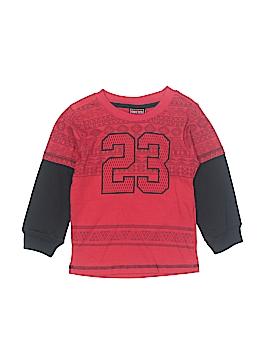 Quad Seven Long Sleeve T-Shirt Size 2T