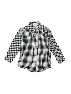 Crazy 8 Long Sleeve Button-Down Shirt Size X-Small  (Kids)