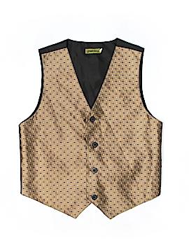 Greendog Tuxedo Vest Size 10