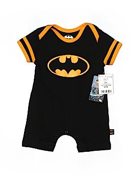 Batman Short Sleeve Outfit Size 6-9 mo