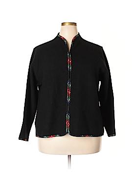 Pendleton Wool Cardigan Size 3X (Plus)
