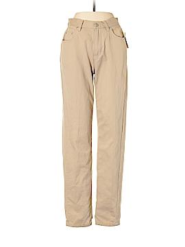 Liz Claiborne Khakis Size 4 (Petite)