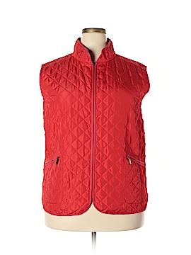 Elle Coat Size 3X (Plus)