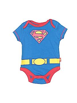 Superman Short Sleeve Onesie Size 0-3 mo
