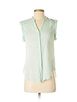Meadow Rue Short Sleeve Blouse Size 2