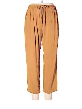 California Krush Casual Pants Size 1X (Plus)