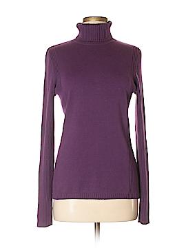 Leo & Nicole Women Turtleneck Sweater Size M