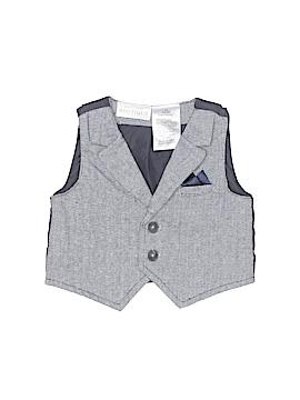 Koala Baby Boutique Tuxedo Vest Size 3 mo