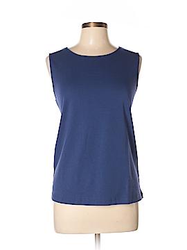 BEDFORD FAIR lifestyles Sleeveless T-Shirt Size L