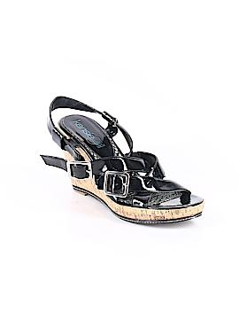 KensieGirl Wedges Size 9