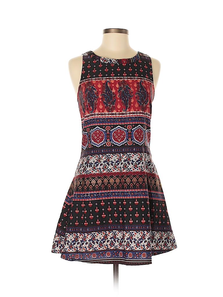Blush Women Casual Dress Size M