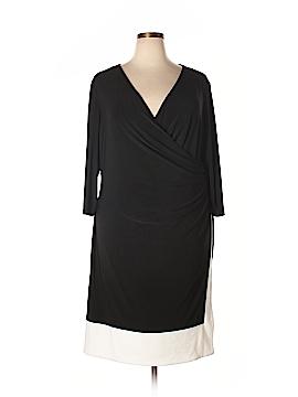 Lauren by Ralph Lauren Casual Dress Size 22 (Plus)