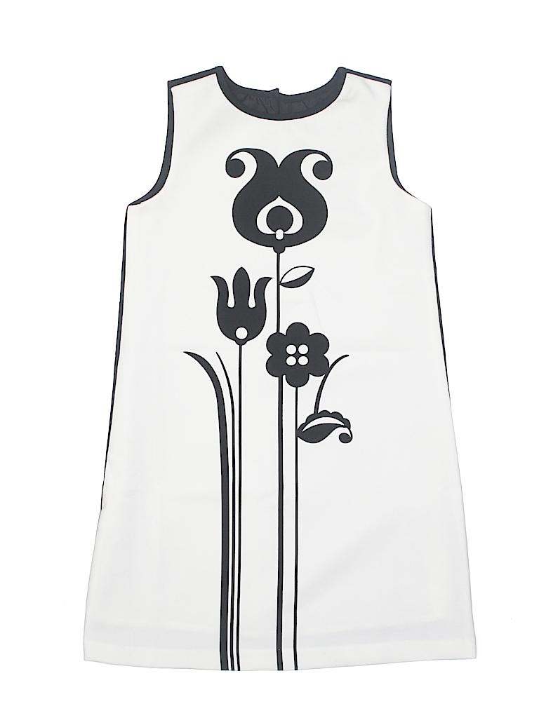 Victoria Beckham For Target Print Black Dress Size 5t 67 Off