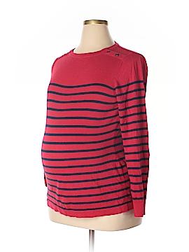 JoJo Maman Bebe Pullover Sweater Size L (Maternity)