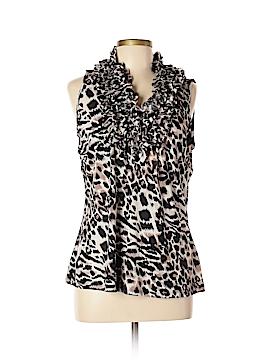 Milano Sleeveless Blouse Size L