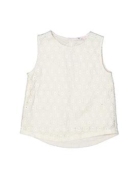 H&M Sleeveless Blouse Size 3 - 4