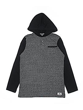Shaun White Long Sleeve Henley Size 16