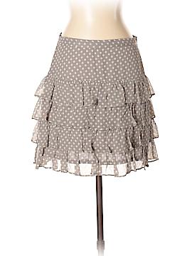 INC International Concepts Silk Skirt Size 4 (Petite)