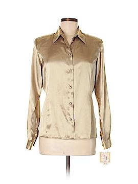 Crystal-Kobe Long Sleeve Blouse Size 6