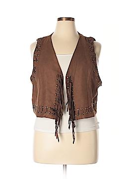 Forever 21 Vest Size 1X (Plus)