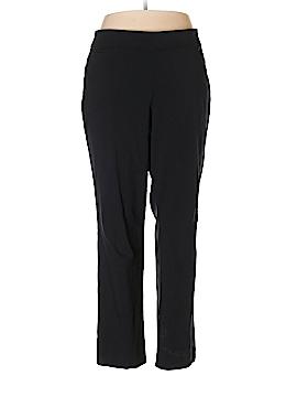 Briggs New York Dress Pants Size 18 W (Plus)