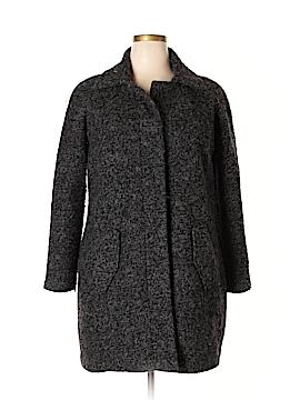 DressBarn Wool Coat Size 1X (Plus)
