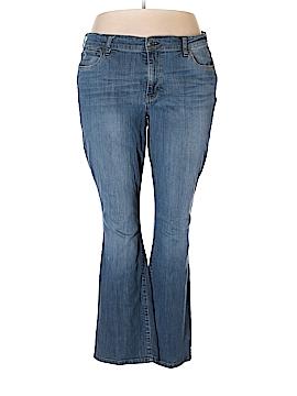 CALVIN KLEIN JEANS Jeans Size 20 (Plus)
