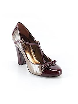 Nicole Miller New York Heels Size 8 1/2