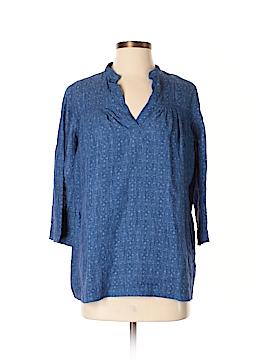 Barneys New York 3/4 Sleeve Blouse Size 36 (EU)