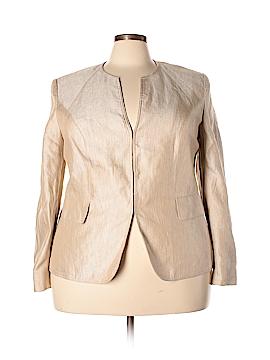 Jones New York Collection Blazer Size 18w (Plus)