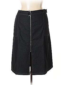 Simply Be Denim Skirt Size 14