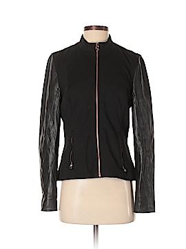 Ted Baker London Leather Jacket Size 2