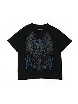 Helix Short Sleeve T-Shirt Size M (Kids)