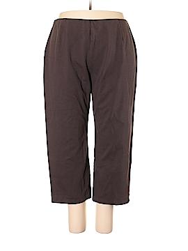 Eileen Fisher Leggings Size 3X (Plus)