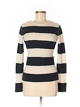 Minnie Rose Cashmere Pullover Sweater Size M