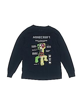 Mojang Long Sleeve T-Shirt Size M (Kids)