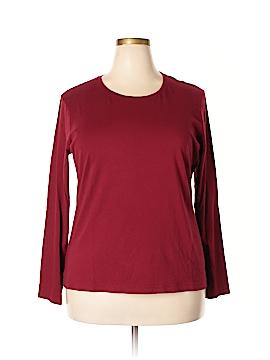Van Heusen Long Sleeve T-Shirt Size XXL