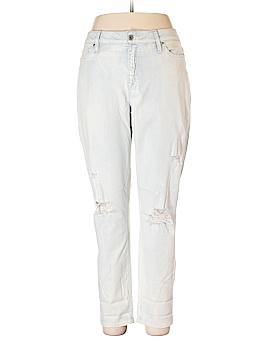 Yummie by Heather Thomson Jeans 33 Waist