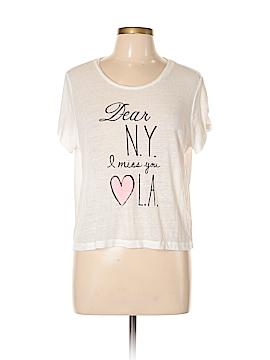 Bethany Mota for Aeropostale Short Sleeve T-Shirt Size L