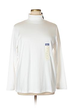 Laura Scott Long Sleeve Turtleneck Size 1X (Plus)