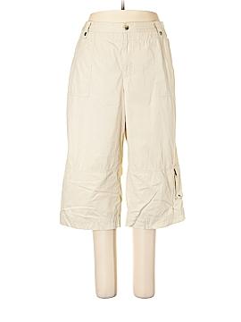 Sigrid Olsen Cargo Pants Size 22W (Plus)