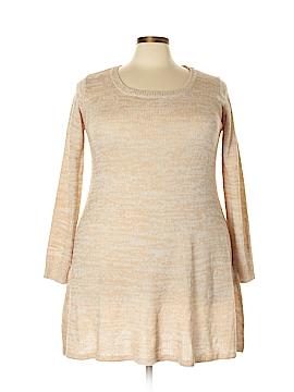 Ultra Flirt Casual Dress Size 1X (Plus)