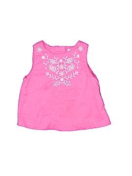 Baby Gap Sleeveless Blouse Size 2