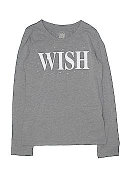 Faded Glory Long Sleeve T-Shirt Size 12