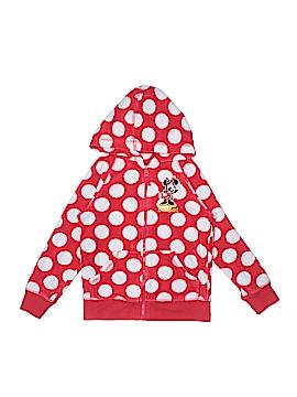 Disney Parks Zip Up Hoodie Size S (Kids)