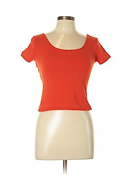 L'Amour Nanette Lepore Short Sleeve Top Size M